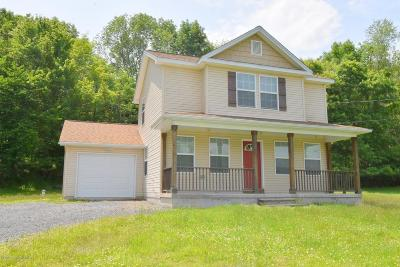 East Stroudsburg Single Family Home For Sale: 3 Dancing Ridge Road