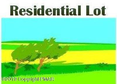 East Stroudsburg Residential Lots & Land For Sale: 18,  19,  20 Spruce Ct