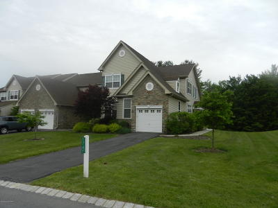 Country Club Of The Poconos Single Family Home For Sale: 1747 Big Ridge Dr