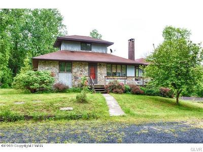 Bangor Single Family Home For Sale: 1855 Ridge Rd