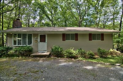 Stroudsburg Single Family Home For Sale: 237 Thunderbird Ter