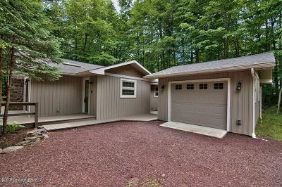 Pocono Pines Single Family Home For Sale: 5482 Woodland Avenue