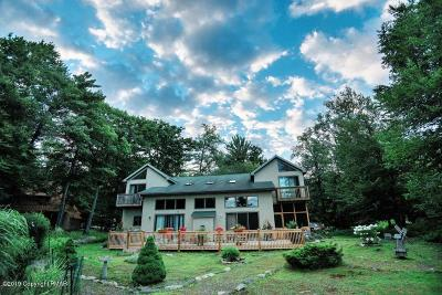 Canadensis Single Family Home For Sale: 107 Cherry Point Circle