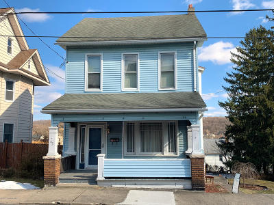 Bangor Single Family Home For Sale: 43 N 5th St
