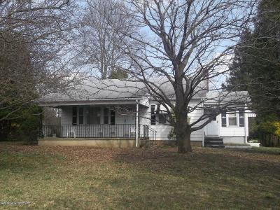 Brodheadsville Single Family Home For Sale: 226 Rodenbach Ln