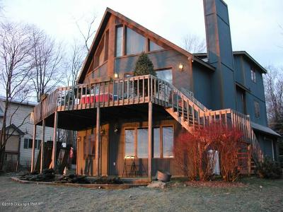 Pocono Lake Single Family Home For Sale: 188 N Arrow Dr