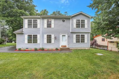East Stroudsburg Single Family Home For Sale: 208 Birchwood Dr