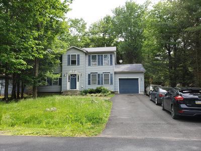Pocono Summit Single Family Home For Sale: 328 Scotch Pine Dr