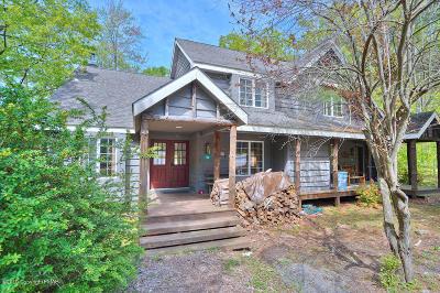 Lake Harmony Single Family Home For Sale: 59 Aspenwall