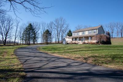 Bangor Single Family Home For Sale: 267 W Factoryville Rd