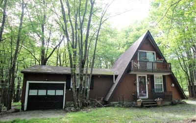Blakeslee Single Family Home For Sale: 112 Fern Ridge Road