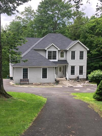 East Stroudsburg Single Family Home For Sale: 875 Wooddale Rd