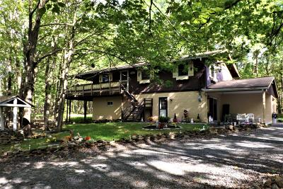 Blakeslee Single Family Home For Sale: 160 Brier Crest Rd