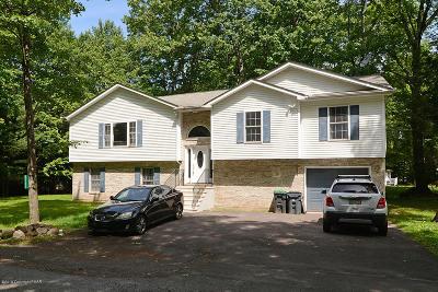 Pocono Summit Single Family Home For Sale: 6111 Whisper Dr