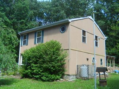Kunkletown Single Family Home For Sale: 8792 Robinhood Dr