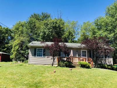 East Stroudsburg Single Family Home For Sale: 403 Cottontail Ln