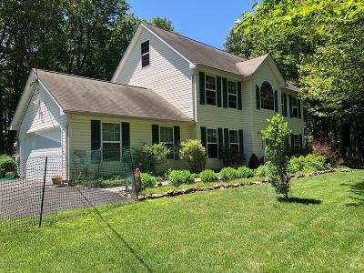 Albrightsville Single Family Home For Sale: 7 Oneida Trl