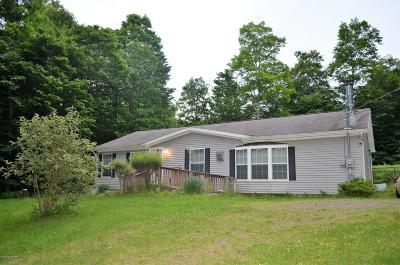 Pocono Lake Single Family Home For Sale: 1282 Riverside Hts E