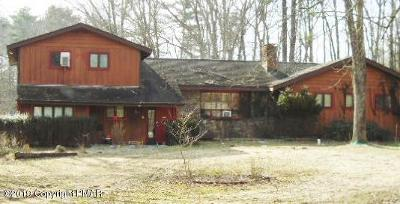 Cresco Single Family Home For Sale: 862 Red Rock Rd