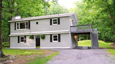 East Stroudsburg Single Family Home For Sale: 12032 Maplewood Dr