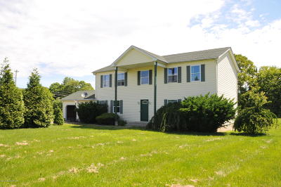 Stroudsburg Single Family Home For Sale: 608 Harvest Dr