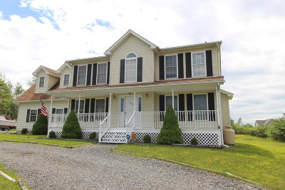 Blakeslee Single Family Home For Sale: 1849 Blanding Dr