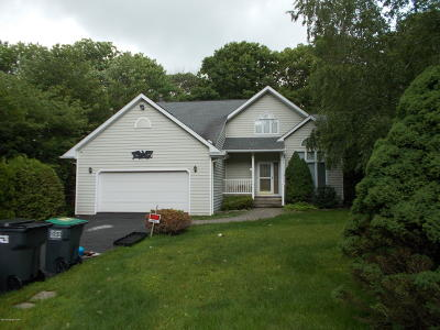 Mount Pocono Single Family Home For Sale: 5 Devonshire Ln