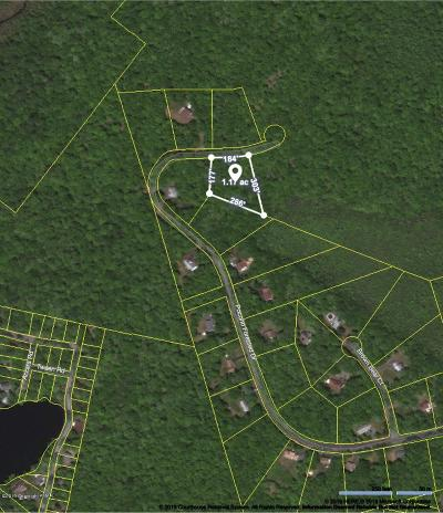East Stroudsburg Residential Lots & Land For Sale: Pocono Forested #15 Dr