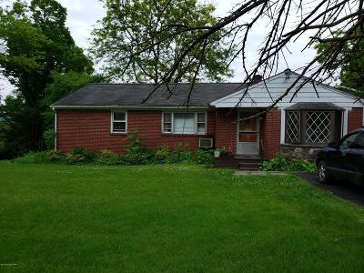 Stroudsburg Single Family Home For Sale: 2157 W Main St
