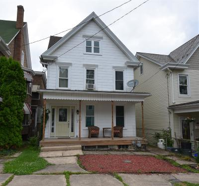 Jim Thorpe Single Family Home For Sale: 112 Center Ave