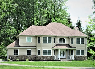 East Stroudsburg Single Family Home For Sale: 125 Dairy Hill Court