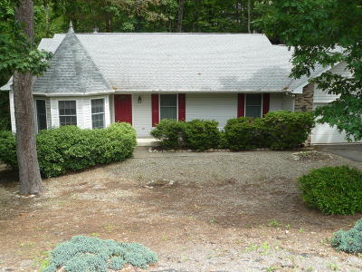 Country Club Of The Poconos Single Family Home For Sale: 569 Eagle Dr