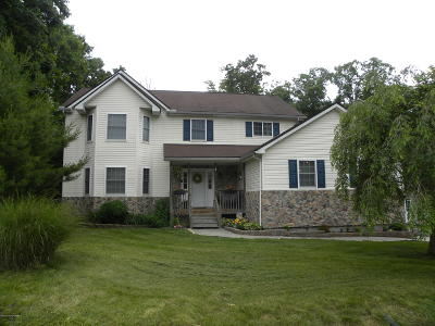 Stroudsburg Single Family Home For Sale: 302 Woodwind Ct