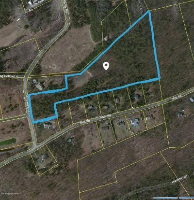 Saylorsburg Residential Lots & Land For Sale: McIlhaney Rd