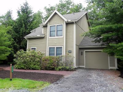 Tannersville Single Family Home For Sale: 128 Laurel Ct