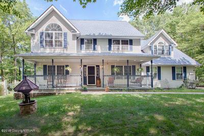 Saylorsburg Single Family Home For Sale: 101 Stacia Way