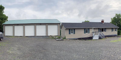 Monroe County Commercial For Sale: 2419 Route 209