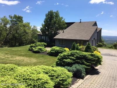 Effort Single Family Home For Sale: 753 Overview Terrace