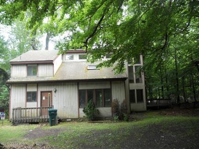 Single Family Home For Sale: 628 Forest Dr