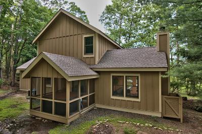 Tannersville Rental For Rent: 782 Lower Deer Valley Rd