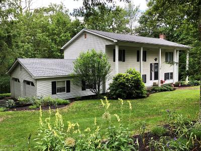 Brodheadsville Single Family Home For Sale: 2508 Highview Dr