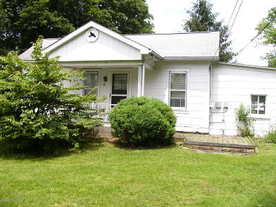 Stroudsburg Single Family Home For Sale: 423 Oakwood Ave