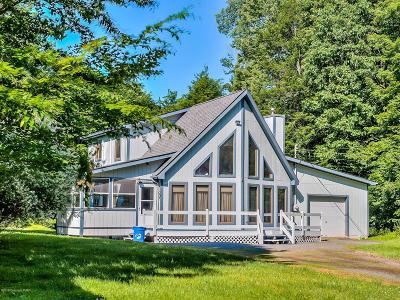 Pocono Lake Single Family Home For Sale: 173 Cross St