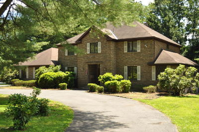 Stroudsburg Single Family Home For Sale: 217 Overlook Dr