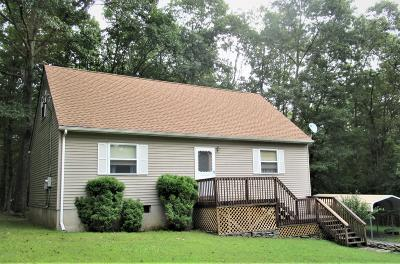 East Stroudsburg PA Single Family Home For Sale: $124,900