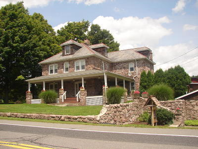 Monroe County Single Family Home For Sale: 3892 Route 115