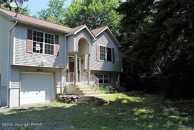 Tobyhanna PA Single Family Home For Sale: $129,900