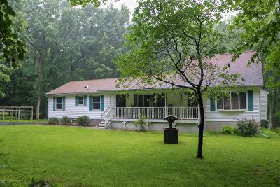 East Stroudsburg PA Single Family Home For Sale: $199,900