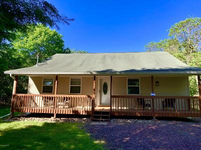 Towamensing Trails Single Family Home For Sale: 182 Lindburgh Circle