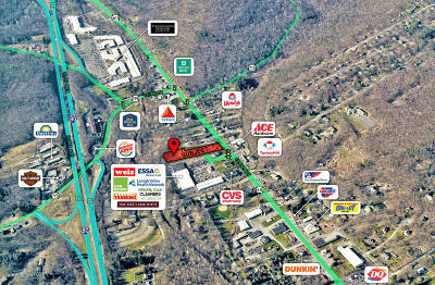 Monroe County Commercial For Sale: 2820 Route 611
